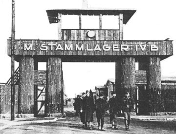 Memories of Life in Stalag 4B