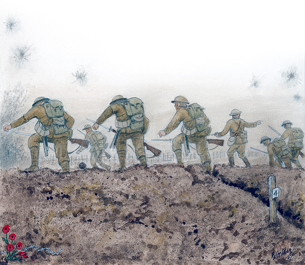 Battle of Broodseinde (1917)